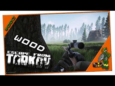 Escape from Tarkov - PMC / Woods / Hot & Fast #003   [PC] Gameplay Deutsch / German