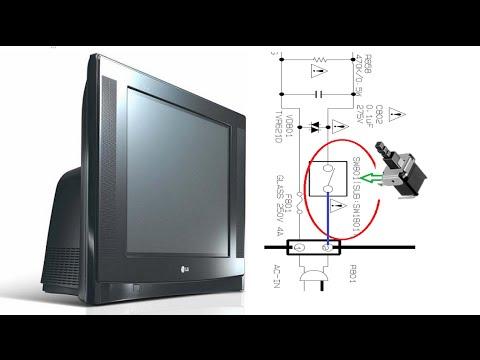 tv lg ultra slim no enciende solucionado youtube