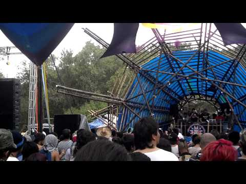 [1] Black Mesa - Distorted (Opening) @Ritual Festival 2014 By Play Label Live Hidalgo México
