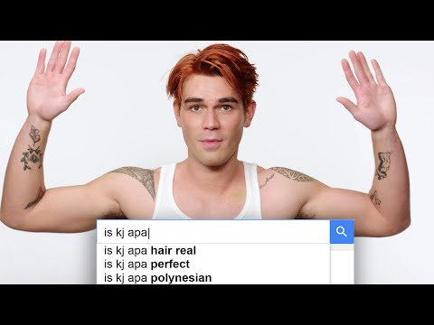 Riverdale's KJ Apa Answers The Web's Most Searched Questions | WIRED