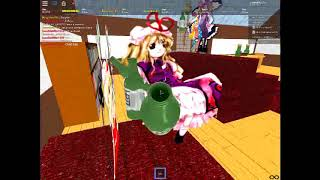 low quality touhou roblox bex party