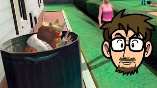 The Worst Stealth Game EVER, Sneak King (Quick Review) - Trailer Drake