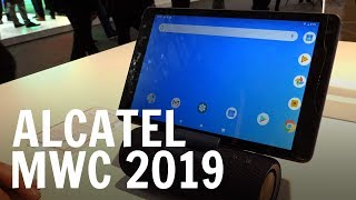 Alcatel: smartphone economici e prototipi flessibili al MWC 2019
