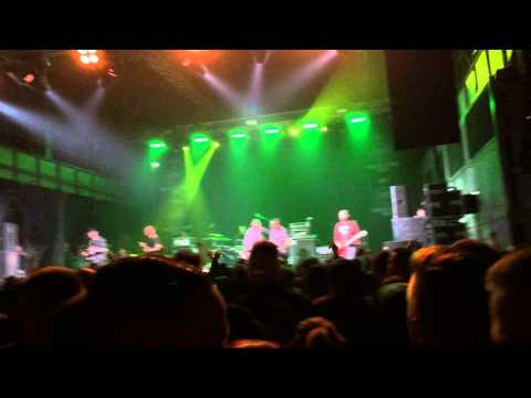 Evergreen Terrace - Mad World 25.01.2014 live @ Eventwerk Dresden