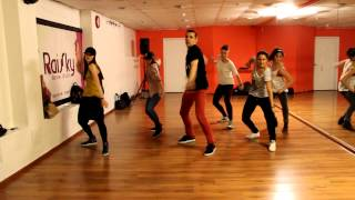"""Busy Signal - Come Over (Missing You)"" Dancehall Choreography by Alexander Nikiforov"