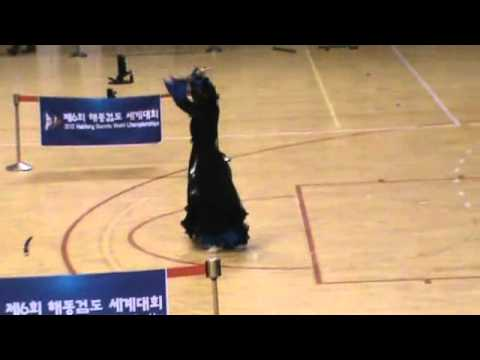 Sword Dance Korean Female