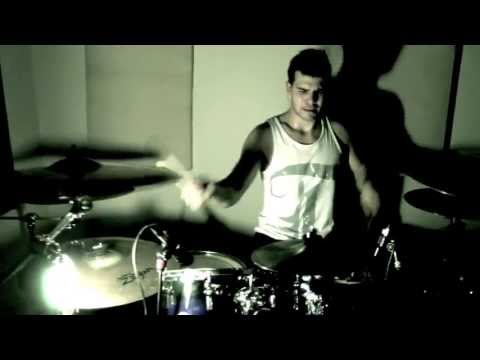 The Sirens Song - Parkway Drive (DRUM COVER) Mashd N Kutcher