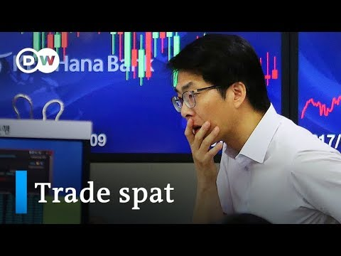 Will Japan - South Korea trade spat hurt global tech exports? | DW News