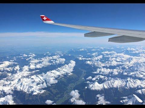 SWISS Int'l Airlines A330-300 Flight Review: LX254 ZRH-TLV