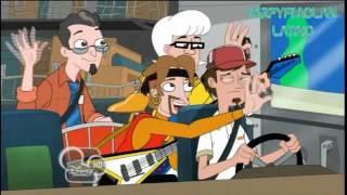 Phineas y Ferb - Love Handel en el trabajo de Paul el repartidor (Español - LATINO)