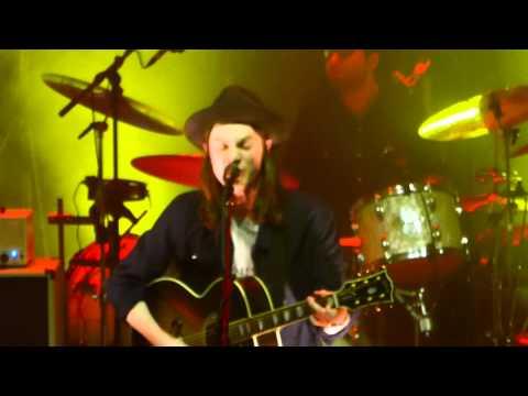 James Bay -  When We Were On Fire - Albert Hall Manchester - 11.4.15