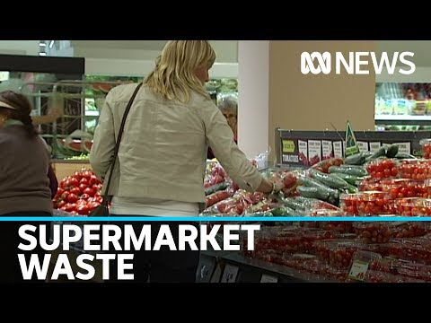 Supermarkets under pressure to reduce plastic wrapping on fresh produce | ABC News