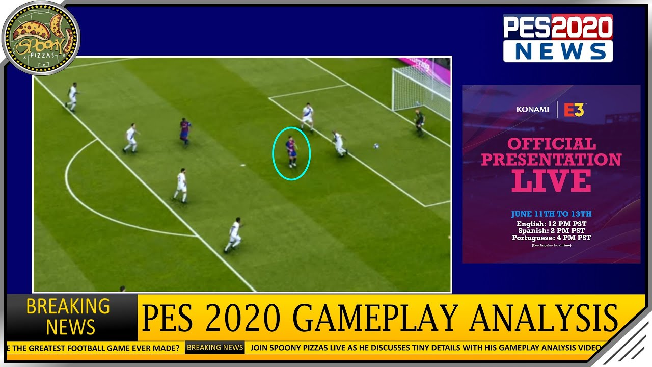 PES 2019 Discussion Thread (PS4, XB1) | Page 343 | Evo-Web
