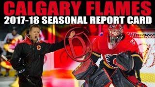 Calgary Flames Seasonal Report Card (2017-18)