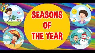 Seasons of the Year | Four Seasons | Seasons on Earth
