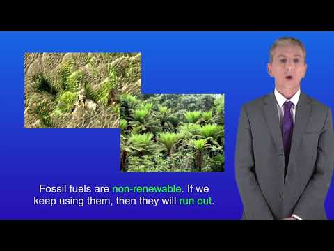 GCSE Science Chemistry (9-1) Fossil Fuels
