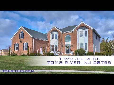 Video Tour 1579 JULIA CT TOMS RIVER NEW JERSEY 08755