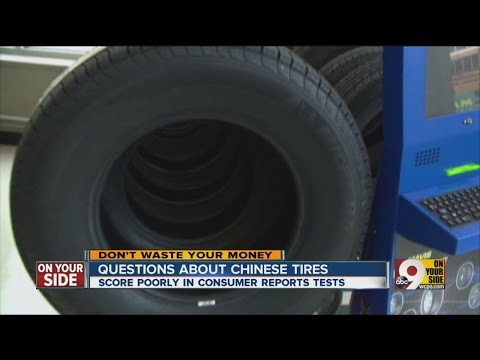 Should you buy Chinese tires? - YouTube