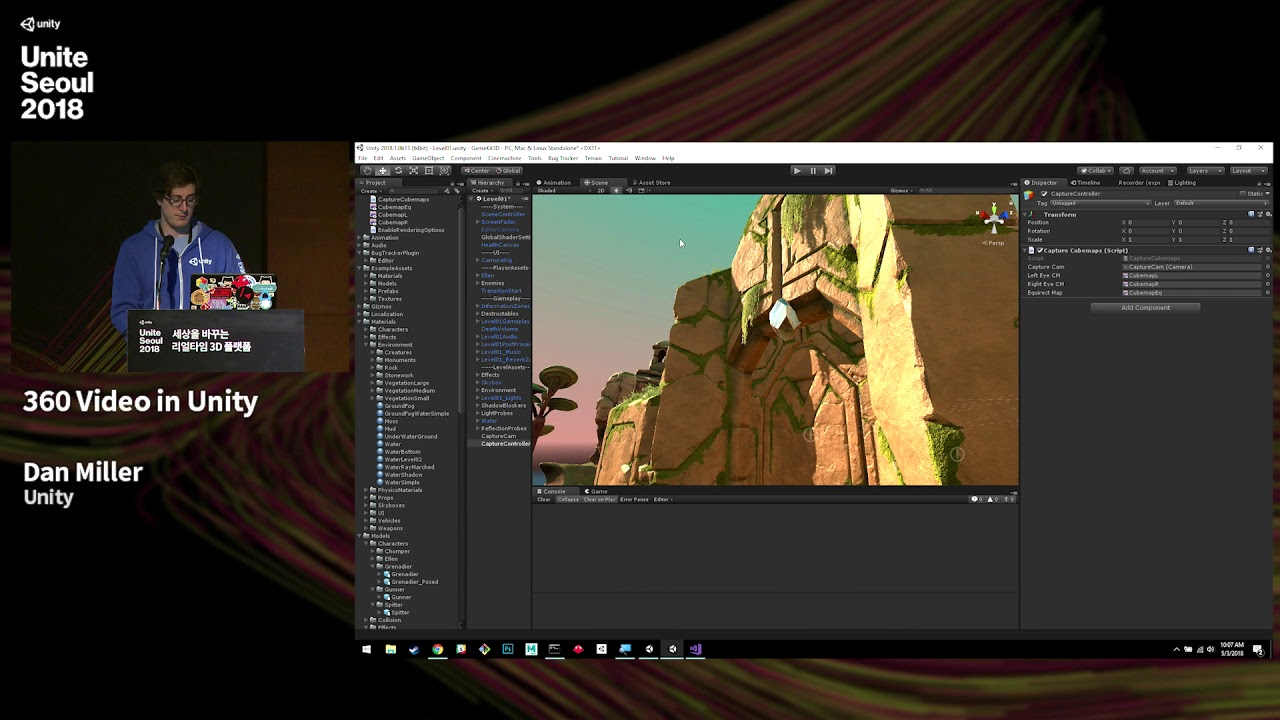 360 Video in Unity