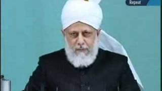 17.12.11-Cuma Hutbesi-Mehdi (as)'ın Sahabelerinin Sabrı