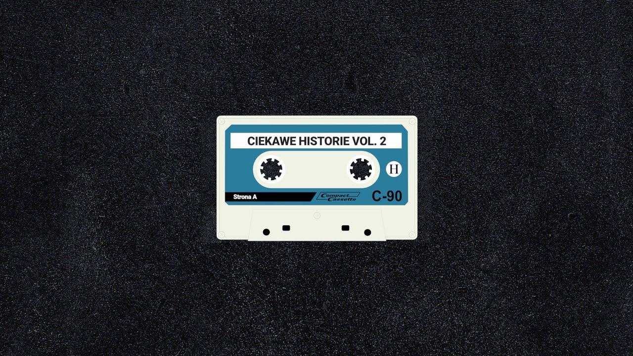 Audiobook CiekaweHistorie vol.2 - 7 nowych historii do posłuchania