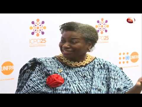 Exclusive Interview with UNFPA Executive Director Dr.Natalia Kanem