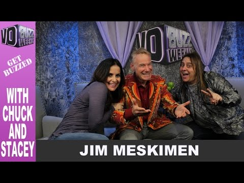 The master of celebrity impressions, voice over actor & comedian | Jim Meskimen EP222