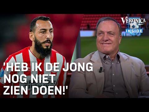 Dick geniet van Mitroglou: 'Heb ik De Jong nog niet zien doen!'   EUROPA LEAGUE