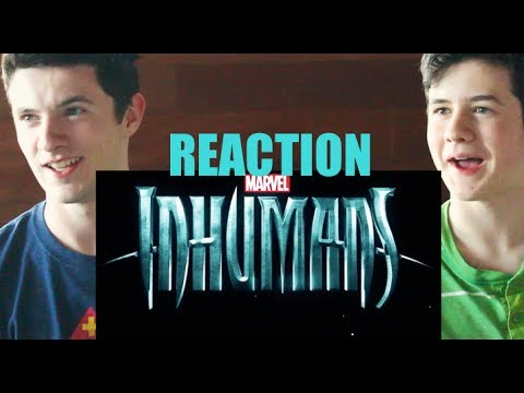 Thumbnail: Inhumans Trailer No. 2: Our Reaction