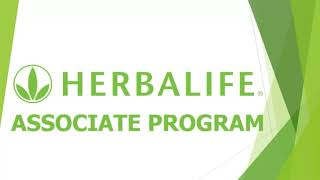 Herbalife Associates Program / Healthy Lifestyle