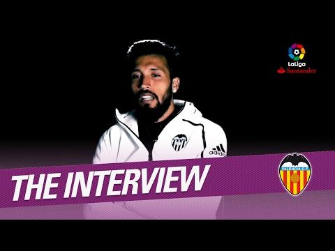 The interview: Ezequiel Garay, Valencia CF player