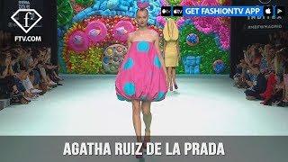 Madrid Fashion Week Spring Summer 2018 - Agatha Ruiz de la Prada | FashionTV