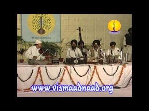AGSS 1997 : Raag Gauri -  Prof Paramjot Singh ji