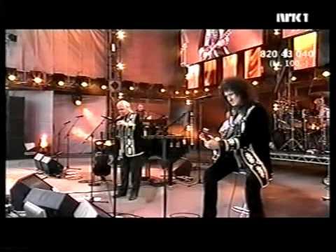 Jivan Gasparyan \u0026 Brian May - Gladiator Theme (46664 Arctic 2005)