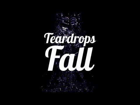 Lisa Music UK Teardrops Fall Official Lyric Video  2018 Soulful Pop