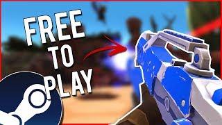 Melhores Jogos Free-To-Play Da Steam Que Rodam Em QUALQUER PC - 2018 (+Downloads)