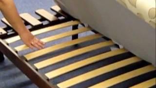 Обзор Кровать-дивана Fusion Wood фабрики AFCI