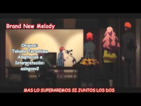 ☆【Brand  New Melody】(Otoya Ittoki) Español Latino ☆