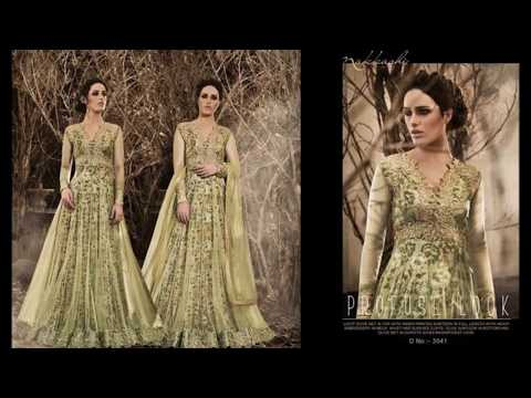 Latest Formal Anarkali Suits - Latest Collection 2017