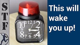 Most Annoying Alarm Clock in the World?