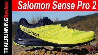 Salomon Sense Pro 2 Review