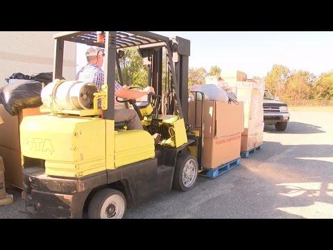 Pennsylvania radio host organizes supply donation for Lenoir Co.