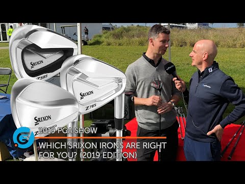 WHICH SRIXON IRONS ARE RIGHT FOR YOU? (2019 EDITION)