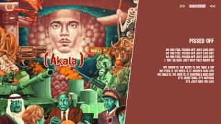Akala - Pissed Off - ( lyric video )