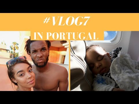 #VLOG7 PORTUGAL LEO FIRST HOLIDAY ! thumbnail