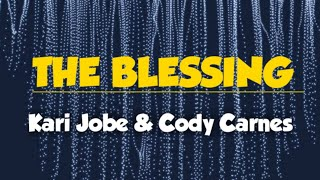 The Blessing (lyrics) by Kari Jobe & Cody Carnes |Live from ElevationBallantyne| Elevation Worship