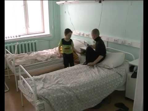 МСЧ, переезд детского отделения