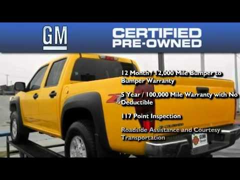 certified 2006 chevrolet colorado san antonio tx 78233 youtube. Black Bedroom Furniture Sets. Home Design Ideas