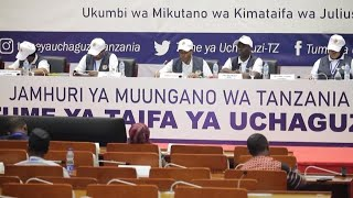 Opposition candidates reject Tanzania's 'illegitimate' election
