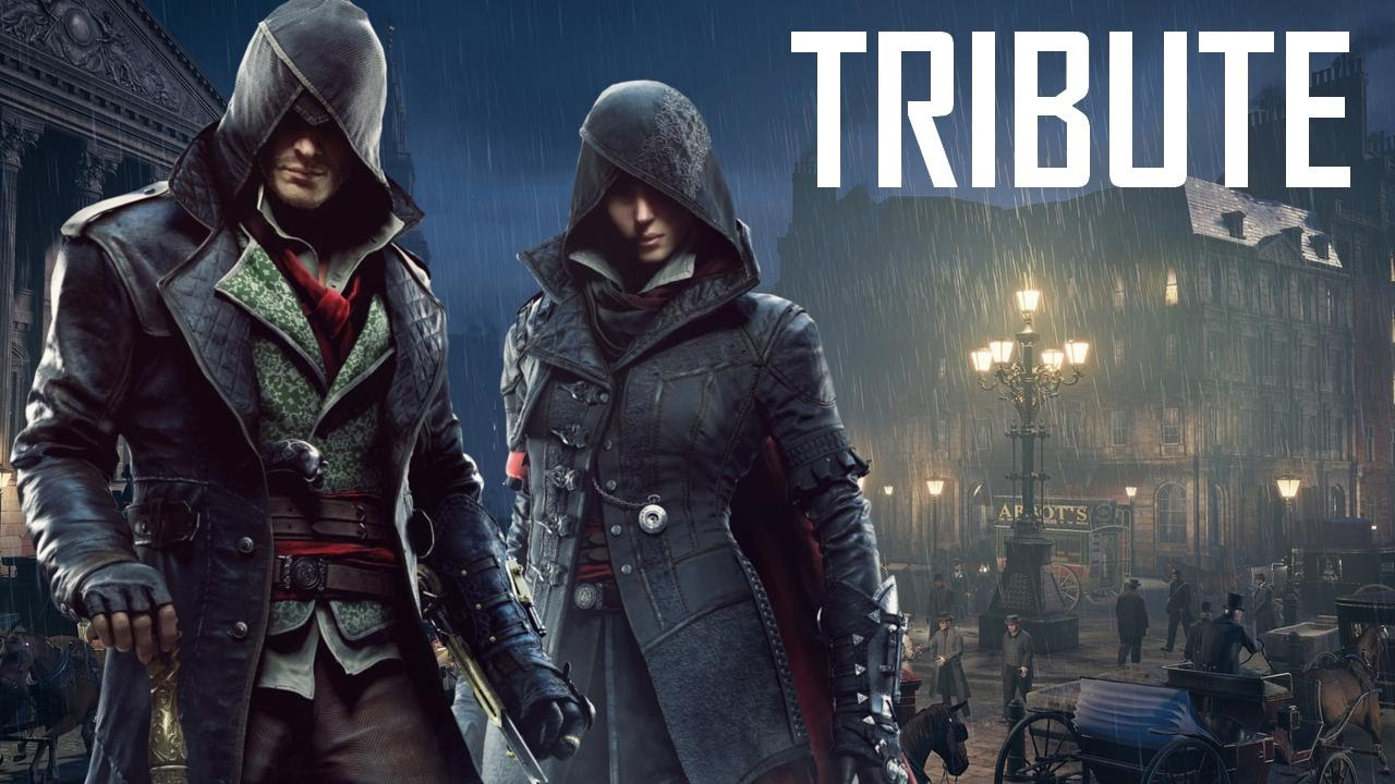 Assassin S Creed Syndicate Tribute To Evie And Jacob Frye